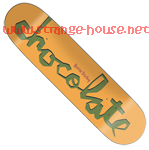 "Chocolate Raven Tershy Original Chunk 8.37"" Deck"