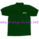 Creature Bessed Buy Polo Shirt - Hunter Green / Large