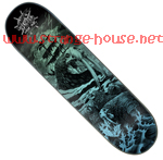 "Creature Black Abyss Russell Model / 8.5"" x 32.25"""