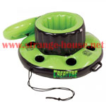 "Creature Swim Club Floating Cooler / 23"" Round"