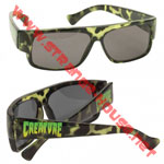 Creature Lokoz Sunglasses - Green Tortoise