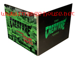 Creature - The Creature Tour Video DVD Ltd. Ed. / Combo