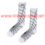 Creature Webbers Crew Socks / 1 Pair / White