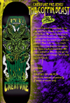 "Creature Coffin Beast Ltd. Edition 8.2"" Deck"