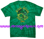 Creature Eat Sh!t T-Shirt Kelly Green / Large