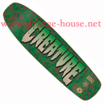 "Creature Logo Terrain Hunter 9.0"" Deck"