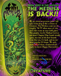 Creature Medusa Ltd Ed. Deck / Numbered / Only 450 Made
