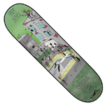 "Creature Hitz Shred Party 8.25"" Ltd. Ed. Deck #96 of 300 MADE!!!"