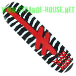 "Deathwish Gang Logo Stripes 8.0"" Deck"