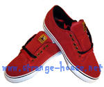 Dekline Bennett (Pepper Red Suede) Shoe Men's Size 7