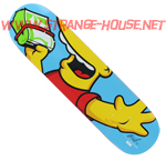 "DGK Stevie Williams Iconic 8.0"" Deck"