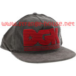 DGK Cord Adjustable Strapback Hat - Gray