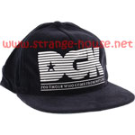 DGK Cord Adjustable Strapback Hat - Navy
