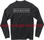 Diamond Future Crewneck Sweatshirt Black / Large