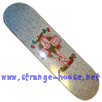 "Dogtown Skates Cinco De Mayo 8.0"" Deck"
