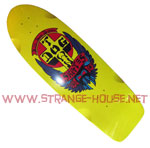 Dogtown Skates Bulldog Model Spectrum Series Yellow 2015 - 10.0""