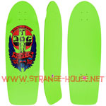 Dogtown Skates Bulldog Model Spectrum Series Green 2015 - 10.0""