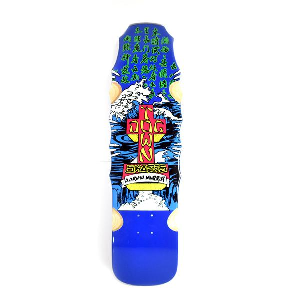 "Dogtown Skates Aaron ""Fingers"" Murray 9.0"" Pool Deck Blue"