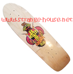 "Dogtown Skates PC Tailtap Re-Issue 8.25"" Deck / Natural"