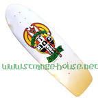 Dogtown Skates Jim Muir Red Dog OG Rider / White Dip / 9.0""