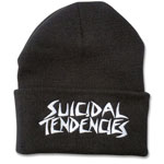Suicidal Skates OG Suicical Tendencies Embroidered Sailor Beanie