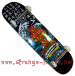 "Dogtown Skates Aaron Murray Pup Size 7.325"" x 28.5"" Complete"
