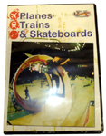 "WCS ""Planes, Trains & Skateboards DVD"