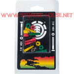 "Element Irie 7/8"" Hardware - Hex Head"