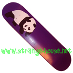 "Enjoi Panda 7.75"" Deck / Purple"