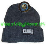 Fayuca Skateboards Creep Beanie Charcoal / OS