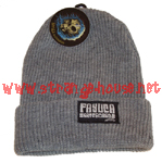 Fayuca Skateboards Creep Beanie Gray / OS