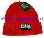 Fayuca Skateboards Creep Beanie Red / OS