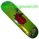 "Fayuca Skateboards El Corazon 8.25"" Deck"