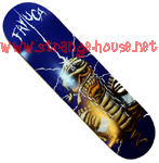 "Fayuca Skateboards Powerslave 8.25"" Deck"