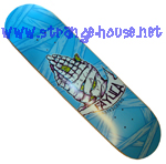 "Fayuca Skateboards Pray for Mummie 8.325"" Deck"
