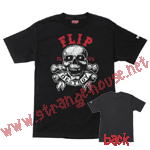 Flip Destroy T-Shirt Black / Large