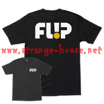 Flip Odyssey T-Shirt Black / Medium