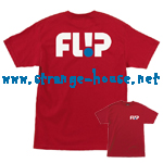 Flip Odyssey T-Shirt Red / Large