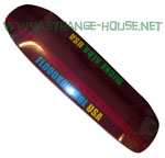 "Flood Kontrol Micke ""Malba"" Alba Faux Beam - 9.125"" Deck"