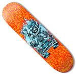 "Funhouse Cherry Bomber Popsicle 7.5"" Deck"