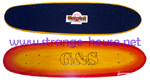 G&S Warptail 2 Reissue Sunburst Fade