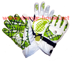 Grenade Sub Zero Burnbury Glove / White & Green / Large
