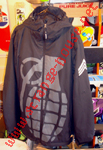 Grenade Exploiter Jacket Black & Gray / XL