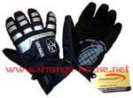 Grenade Fragment Gloves / Black / Medium