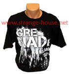 "Grenade ""Gre-Nade MX Army"" T-Shirt Black Large"