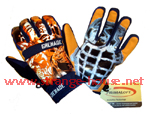 Grenade Jason Adams Gloves / Orange / XL