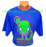 "Grenade ""Toothy Grin"" T-Shirt Blue XL"