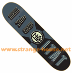 "Habitat Headline Glow in the Dark 8.25"" Deck"
