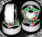 Hosoi Skates 54mm / High Velocity Formula