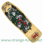 "Hosoi Monk 9.4"" Deck / Natural 2012"